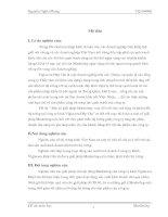 23 Một số giải pháp Marketing mix đối với việc mở rộng và phát triển thị trường tại Công ty kính Viglacera Đáp Cầu