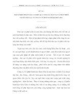 NÂNG CAO HIỆU QUẢ CÔNG TÁC ĐÀO TẠO VÀ PHÁT TRIỂN NGUỒN NHÂN LỰC Ở CÔNG TY CP BÁNH KẸO BIỆN HÒA