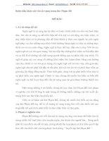 Bước đầu khảo sát vốn từ vựng trong thơ Phạm Hổ