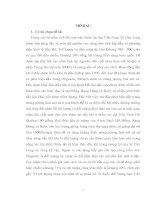MÔ PHỎNG CÁC KỊCH BẢN ĐIỀU TIẾT HỆ THỐNG HỒ CHỨA LƯU VỰC SÔNG BA