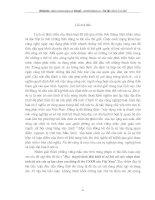 HỌC THUYẾT HÌNH THÁI KINH TẾ XÃ HỘI VỚI VIỆC NHẬN THỨC TÍNH TẤT YẾU CỦA  VIỆT NAM