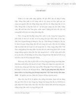 GIẢI PHÁP THÚC ĐẨY ĐẦU TƯ PHÁT TRIỂN CƠ SỞ HẠ TẦNG GIAO THÔNG NÔNG THÔN VIỆT NAM TỪ NAY ĐẾN 2010