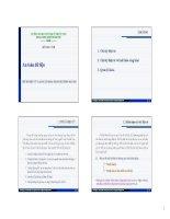 Chương 3 - Chữ ký điện tử và quản lý khóa trong hệ thống