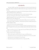 679 Hoạch định chương trình Marketing năm 2008 cho 1 sản phẩm của Công ty TNHH Thanh Hà