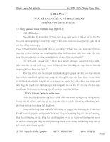 GIẢI PHÁP XÂY DỰNG CHIẾN LƯỢC KINH DOANH CHO CÔNG TY VÕNG NÔI LONG HƯNG ĐẾN NĂM 2013