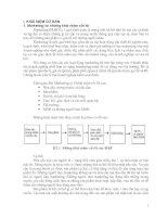 218 Một số giải pháp Marketing để hoàn thiện hệ thống kênh phân phối sản phẩm của Công ty Cổ phần Xuất nhập khẩu & XD Hoàng An