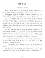 mở đầu về nhóm con chuẩn tắc của nhóm tuyến tính tổng quát trên vàn chính quy von neumann