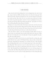 TÌM HIỂU CÁC MÂU THUẪN TRONG GIA ĐÌNH SỐNG TRÊN ĐỊA BÀN PHƯỜNG HÀNG BỘT, HÀ NỘI