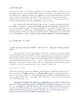Bình luận về vai trò của LQT trong giai đoạn hợp tác và đối thoại hiện nay