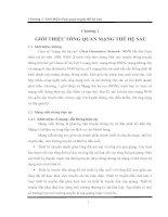 Chương 1: Giới thiệu tổng quan mạng thế hệ sau
