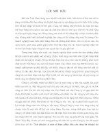 459 Lợi nhuận & Một số biện pháp chủ yếu tăng lợi nhuận tại Công ty Cổ phần bánh kẹo Hải Châu