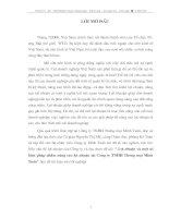 Lợi nhuận và một số biện pháp nhằm nâng cao lợi nhuận tại công ty TNHH Thương Mại Minh Tuấn