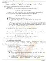 lời giải chỉnh hóa của phương trình tích phân loại một, chương 1