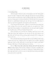 Đặc trưng ngôn ngữ trong Thương nhớ mười hai của Vũ Bằng