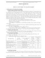 Báo cáo thực tập tại Công ty TNHH Xây Dựng Phước Thịnh