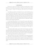 MỘT SỐ GIẢI PHÁP NHẰM ĐẨY MẠNH NGHIỆP VỤ GIAO NHẬN VẬN CHUYỂN HÀNG HOÁ XUẤT NHẬP KHẨU BẰNG ĐƯỜNG HÀNG KHÔNG Ở CÔNG TY TNHH QUỐC TẾ VẠN NIÊN