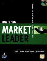 Giáo trình Market Leader (New Edition)