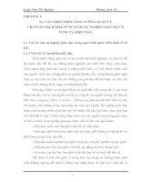 SỰ CẦN THIẾT PHẢI TĂNG CƯỜNG QUẢN LÝ CHI NGÂN SÁCH NHÀ NƯỚC FCHO SỰ NGHIỆP GIÁO DỤC Ở NƯỚC TA HIỆN NAY