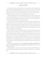 SỰ CẦN THIẾT XÂY DỰNG VÀ PHÁT TRIỂN NỀN KINH TẾ THỊ TRƯỜNG ĐỊNH HƯỚNG XÃ HỘI CHỦ NGHĨA Ở NƯỚC TA HIỆN NAY