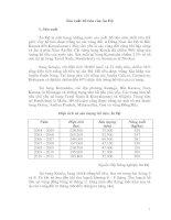 Sản xuất hồ tiêu của Ấn Độ và Thổ Nhĩ Kỳ