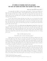 tuyên ngôn độc lập của Hồ Chí Minh