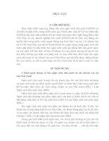 Quy định của pháp luật về thu ngân sách nhà nước từ các khoản vay nợ ở Việt Nam2