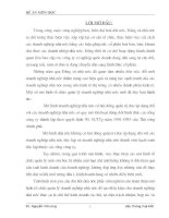 NHữNG VấN Đề Lý LUậN Và CƠ Sở KINH Tế CƠ BảN Về MÔ HìNG CÔNG TY Mẹ – CÔNG TY CON  TRONG  Hệ THốNG THƯƠNG MạI – DịCH Vụ ở VIệT NAM