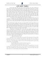 Bài Báo Cáo Thực Tập