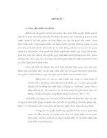 Vai trò của các cơquan thanh tra nhà nước trong giải quyết khiếu nại  hành chính ởViệt Nam