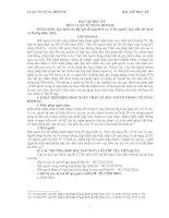 Quy định của Bộ luật tố tụng hình sự về bắt người, thực tiễn thi hành và hướng hoàn thiện