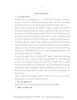 Phát triển tưduy của học sinh lớp 8  thông qua giải các bài toán vềnồng ñộdung dịch