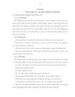 QUY TRÌNH KIỂM TRA, CHẨN ĐOÁN VÀ SỬA CHỮA CÁC HƯ HỎNG CỦA HỆ THỐNG PHANH