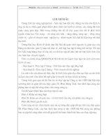 tình hình tiêu thụ sản phẩm của công ty  dệt 19/5 Hà Nội