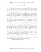 THỰC TRẠNG VÀ GIẢI PHÁP ĐẨY MẠNH XUẤT KHẨU THỦY SẢN SANG THỊ TRƯỜNG EU