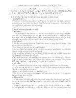 Trình bày và ví dụ về các lệnh trong giao dịch và kinh doanh chứng khoán. Trên các Sở giao dịch của Việt Nam hiện nay đang áp dụng những lệnh nào