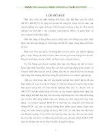 MỘ SỐ Ý KIẾN TRAO ĐỔI VỀ SỰ PHÂN CHIA LUỒNG TIỀN VÀ PHƯƠNG PHÁP LẬP BÁO CÁO LƯU CHUYỂN TIỀN TỆ THEO CHẾ ĐỘ HIỆN HÀNH