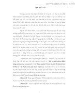TĂNG CƯỜNG CÔNG TÁC QUẢN LÝ VÀ SỬ DỤNG NGUỒN HỖ TRỢ PHÁT TRIỂN CHÍNH THỰC Ở VIỆT NAM TRONG GIAI ĐOẠN HIỆN NAY