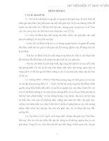 Về các  kỳ thi Đình thế kỷ XVII - XVIII