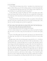 Thực trạng ý thức pháp luật của thanh, thiếu niên Việt Nam hiện nay