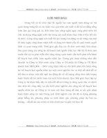 THỰC TRẠNG KẾ HOẠCH HÓA NGUỒN NHÂN LỰC TẠI CÔNG TY CỔ PHẦN KINH DOANH THAN MIỀN BẮC – TKV21