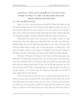 ĐỀ XUẤT NHẰM HOÀN THIỆN QUẢN TRỊ NGHIỆP VỤ PHỤC VỤ TIỆC TẠI NHÀ HÀNG HOA SEN THUỘC KHÁCH SẠN KIM LIÊN