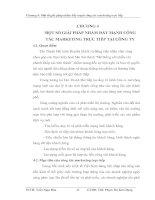 CHƯƠNG 4 MỘT SỐ GIẢI PHÁP NHẰM ĐẨY MẠNH CÔNG TÁC MARKETING TRỰC TIẾP TẠI CÔNG TY