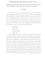 Phân tích sự thay đổi điển nhìn của nhà văn Nam Cao trong các truyện ngắn: Đời thừa, Đón khách, Trăng sáng, Bài học quét nhà, Nước mắt