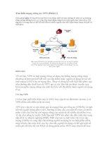 Tìm hiểu mạng riêng ảo VPN