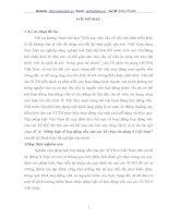 Pháp luật về huy động vốn của các Tổ chức tín dụng ở Việt Nam
