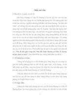 Yếu tố dân gian trong thơ Nôm Hồ Xuân Hương và Trần Tế Xương từ góc nhìn so sánh