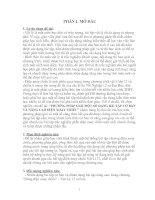 PHƯƠNG PHÁP GIẢI MỘT SỐ DẠNG BÀI TẬP CƠ BẢN VÀ NÂNG CAO ĐIỆN XOAY CHIỀU