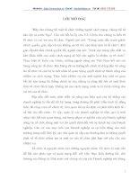 PHÁT HUY TÍNH HIỆU QUẢ CỦA CÔNG TÁC TỔ CHỨC TRONG CÁC DOANH NGHIỆP VIỆT NAM THEO HƯỚNG ĐỔI MỚI