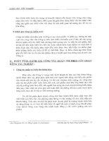 469 PHÂN TÍCH HOẠT ĐỘNG KINH DOANH VÀ CÁC GIẢI PHÁP CẢI CÁCH TÀI CHÍNH & NHÂN SỰ CỦA CÔNG TY KIMBERLY-CLARK Việt Nam