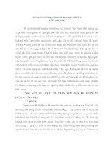 Mối quan hệ của Lê Hoàn và Dương Vân Nga trong lịch sử thế kỷ X